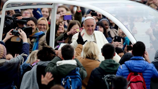 Папа Римский поддержал Эрдогана в отстаивании статуса Иерусалима