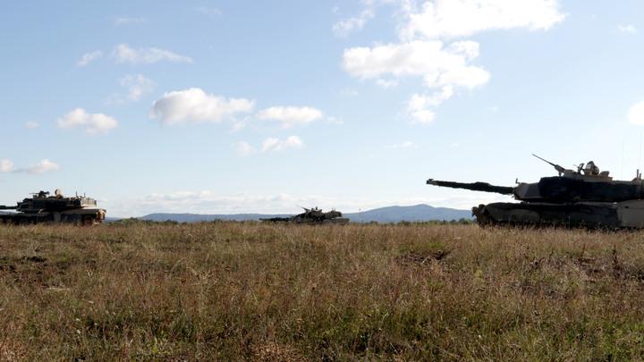В Словакии перебрасывают на восток танки. Военкор удивился: Зачем?