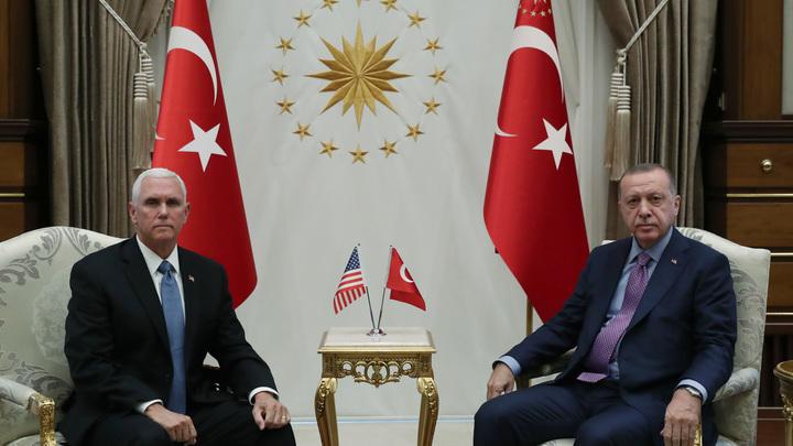 Турция сорвала перемирие в Сирии, отказав США? Договорённости не прожили и суток - источники