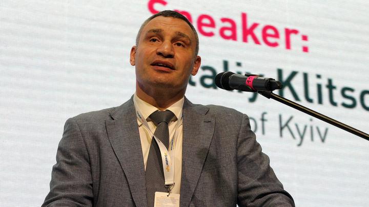 Кличко объявит? Политолог поддел украинцев за интеллектуальный локдаун