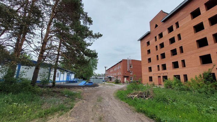 Новую инфекционную больницу в Кемерове построят за 5 миллиардов на улице Волгоградской