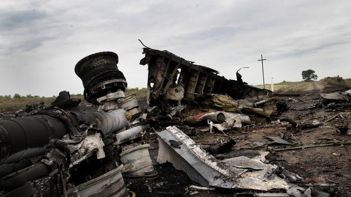 «Почерк не тот»: Либеральные СМИ заявили о «недочетах» документов по крушению MH17