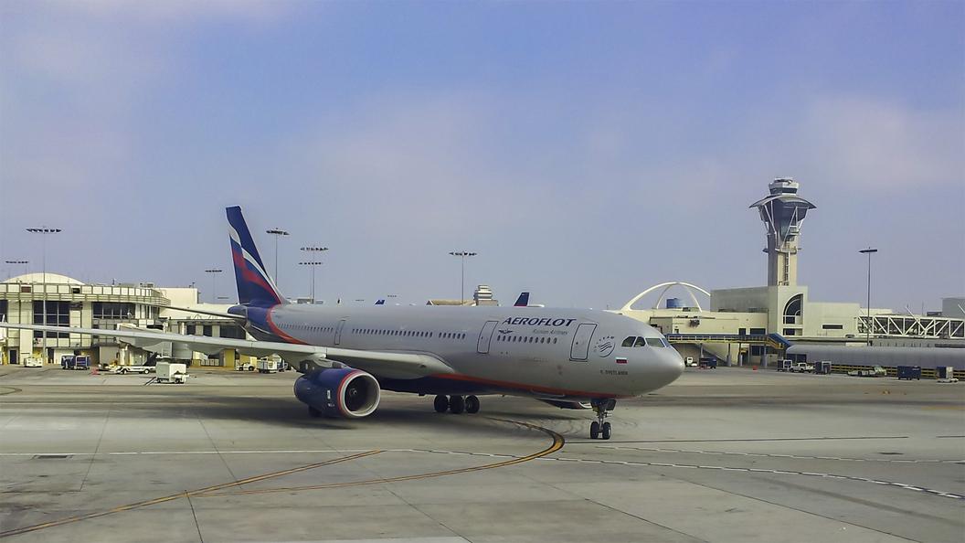 Посольство США опровергло отказ ввыдаче виз сотрудникам «Аэрофлота»