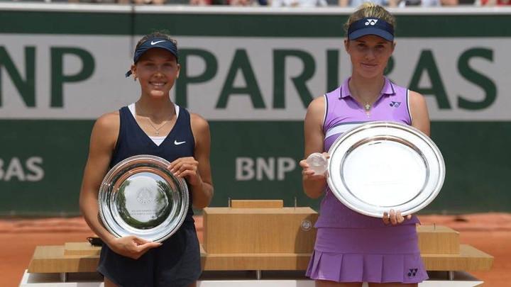 Подмосковные теннисистки завоевали серебро на международном чемпионате «Ролан Гаррос»