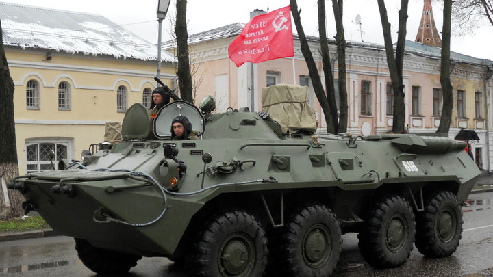 Парад Победы и салют в Суздале на 9 мая отменили