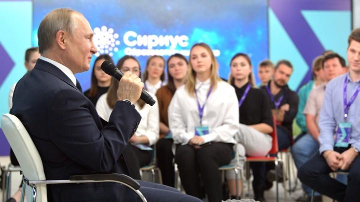 Абсолютно губительная ситуация для России: Путин объяснил, почему никогда не станет министром-наставником