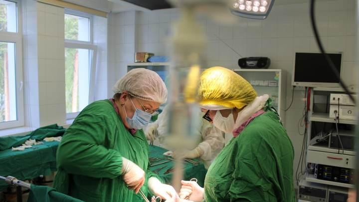 В Пушкино спасли пациентку, 20 лет ходившую со спиралью внутри матки