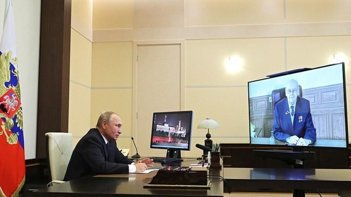 Орден особого значения: Военкор расшифровал тайный смысл награды от Путина для создателя Авангарда