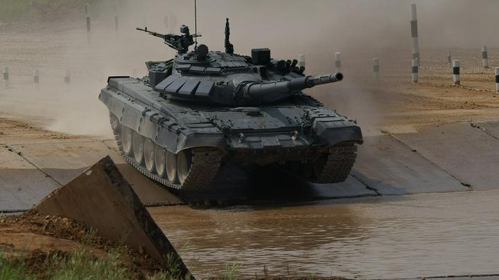 Командир войсковой части попытался разобрать танк Т-72 на металлолом - СК России