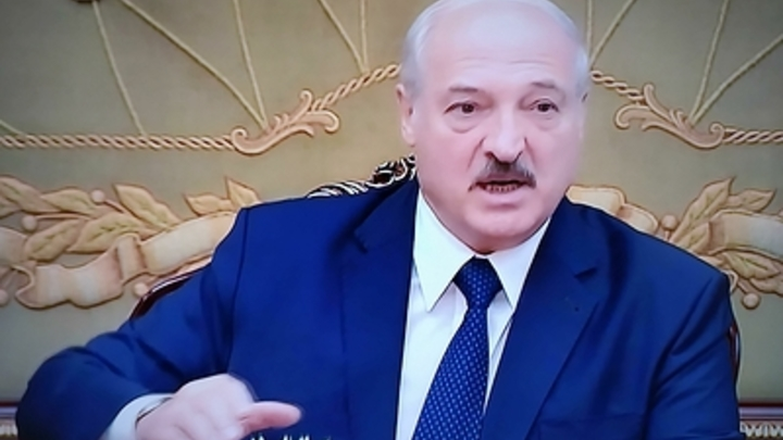 Соседей не выбирают. Но…: Лукашенко жёстко ответил на претензии с инаугурацией