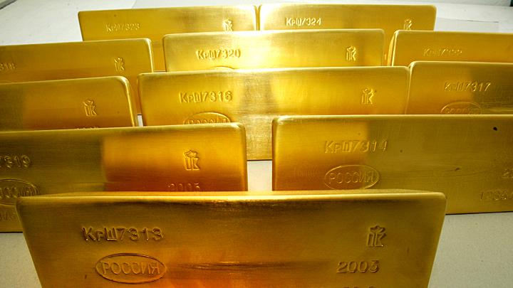 Сбербанк скоро лопнет? Зачем за границу вывозят золото