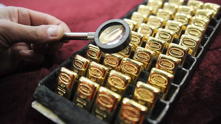 Набиуллиной не нужно: Русское золото ушло в Англию