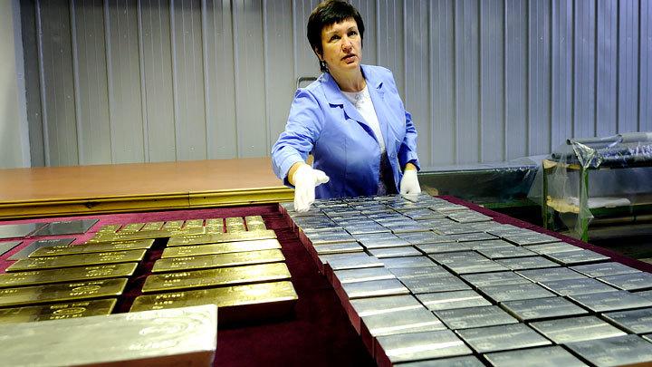 Нужно больше золота: Хитрый план Путина