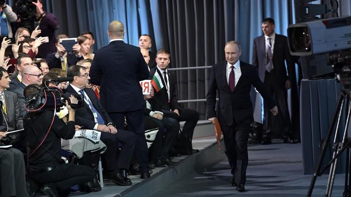 Топ-10 цитат Путина: Главное в России и мире