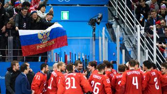 Выиграли в хоккей и назначили нам президента: США о победе хоккеистов России на ОИ-2018