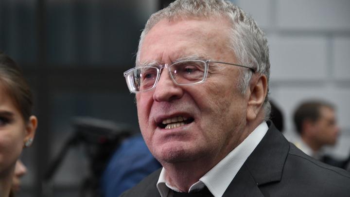 ЛДПР официально предложила не признавать выборы на Украине