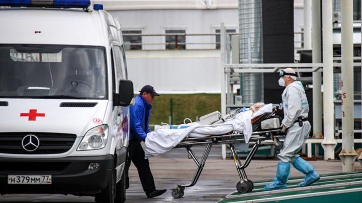 Число умерших с коронавирусом пациентов в Кузбассе достигло 700 человек