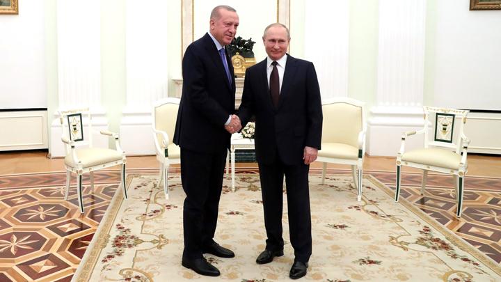 Перед переговорами обстрелы усилились: Эрдоган решил испытать терпение Путина