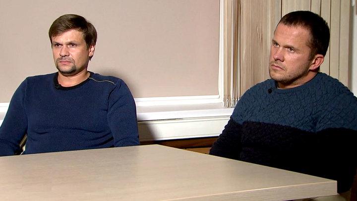 СМИ: Петров и Боширов говорили языком Википедии
