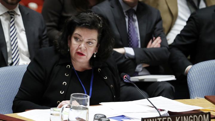 «Это бред»: Британский постпред при ООН истерично прокомментировала вопросы России