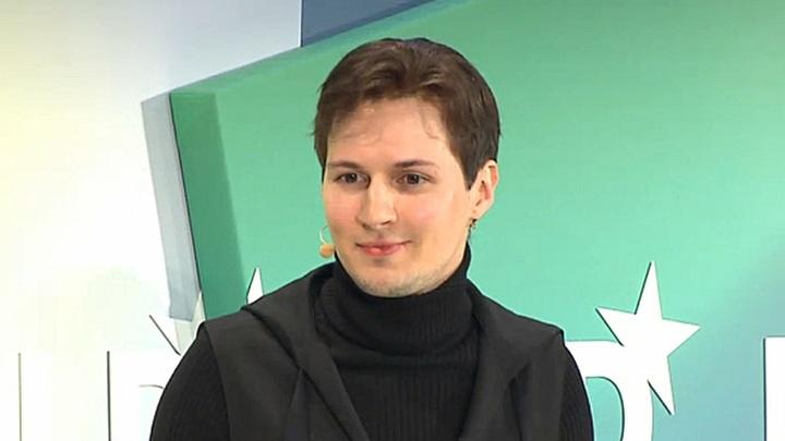 Дуров опять схлестнулся с ФСБ из-за нарушения закона