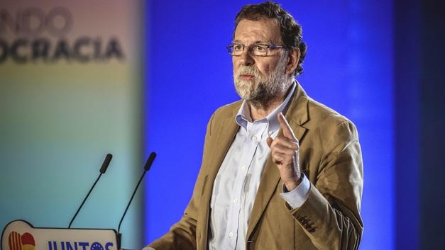 Как в первый раз: Испанский премьер с визитом посетил Каталонию