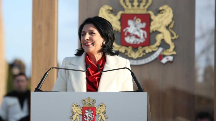 Это было бы безответственно: Президент Грузии отказалась поздравлять Украину с автокефалией
