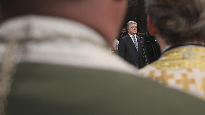 В Киеве потеряли копии томоса об автокефалии