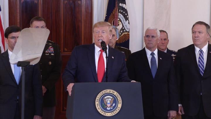 Иран пожалел США? Американский чиновник рассказал о подсказке авторов страшной мести