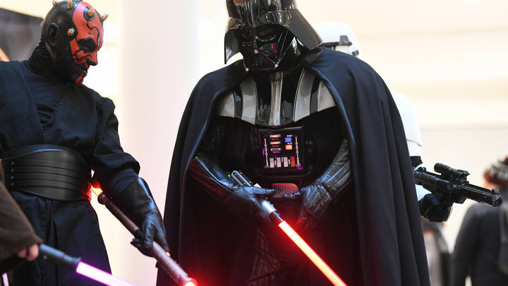 Да пребудет с тобой Сила: Скончался Дарт Вейдер из классической трилогии Звёздных войн