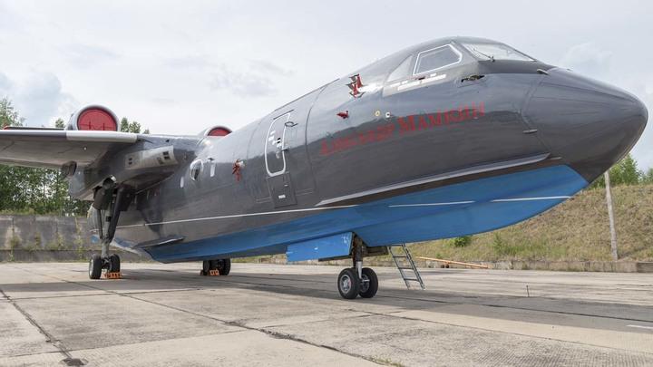 Разбившийся в Турции самолет был участником парада ВМФ в Петербурге