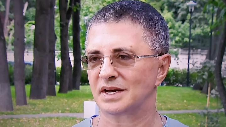 Доктор Мясников встал на защиту омских врачей: Те, кто лает, ещё будут по стране летать