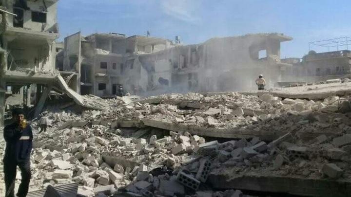 В Сирии узнали о тайных поставках террористами химического оружия