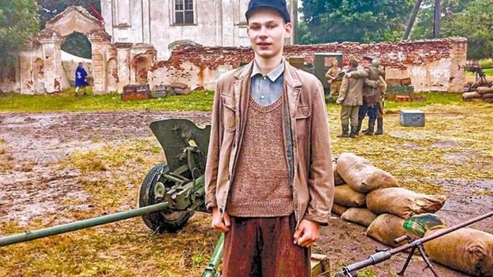 Школьник из Молодечно снялся в казахском фильме «Тамыр»