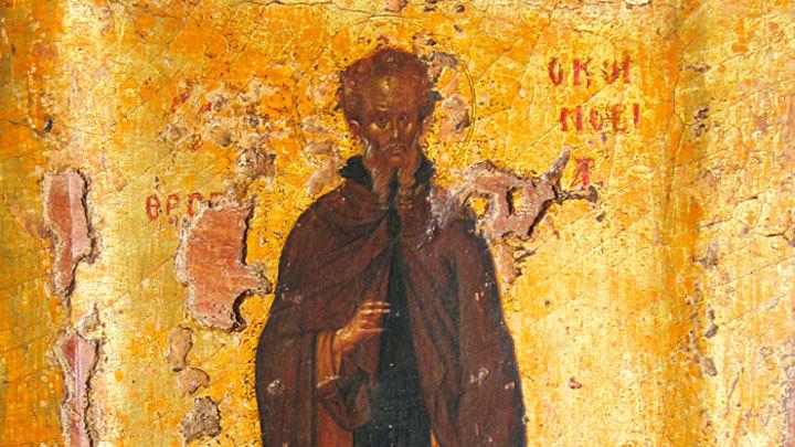 Преподобный Феодосий Великий. Церковный календарь на 24 января