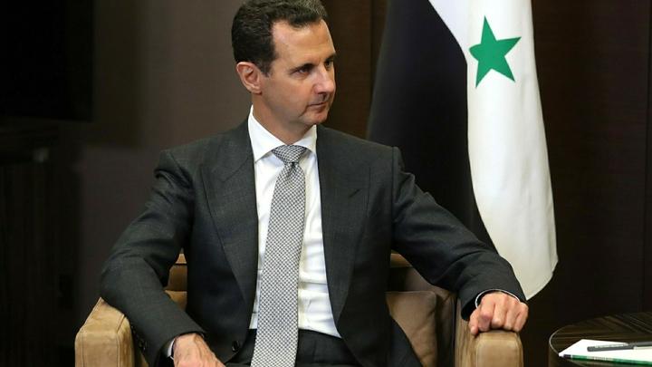 Позвольте мне высказаться откровенно и чётко: Асад вскрыл теневую деятельность Эрдогана