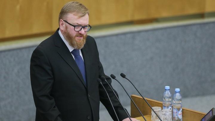 Посетители клубов - менее ценные члены общества: Милонов объяснил логику властей Москвы