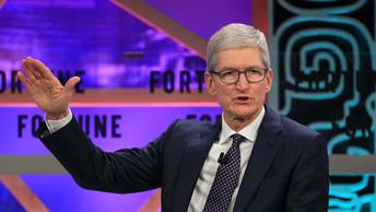 Директор Apple ушел от вопроса акционеров о дивидендах