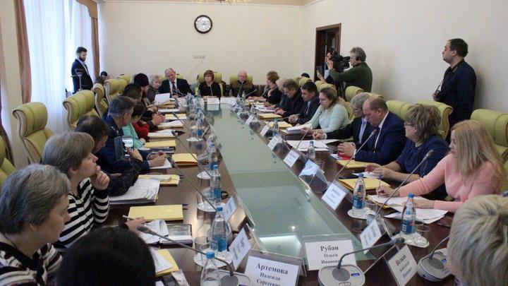 Наносит ущерб институту семьи: ОП в Новосибирске усмотрела коррупционную составляющую в законе о бытовом насилии