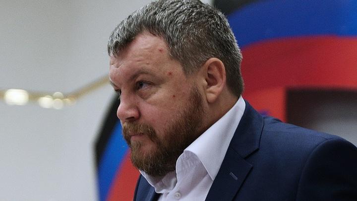 Андрей Пургин: Спецоперацию по основанию ДНР фактически провели три человека