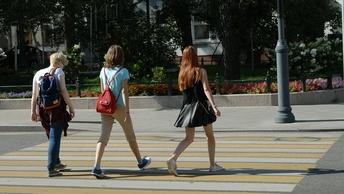ОП предложила повысить штрафы за неуступление пешеходам на зебре на 1000 рублей