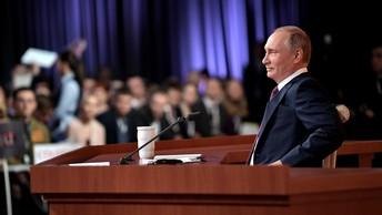 ВЦИОМ: Большинство граждан России воодушевлены посланием президента