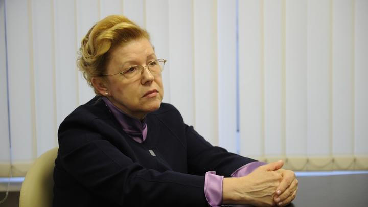 Елена Мизулина предлагает организовать Всероссийское родительское собрание