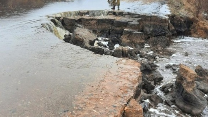 Андрей Гурулев: Паводки нанесли серьезный урон Балейскому району