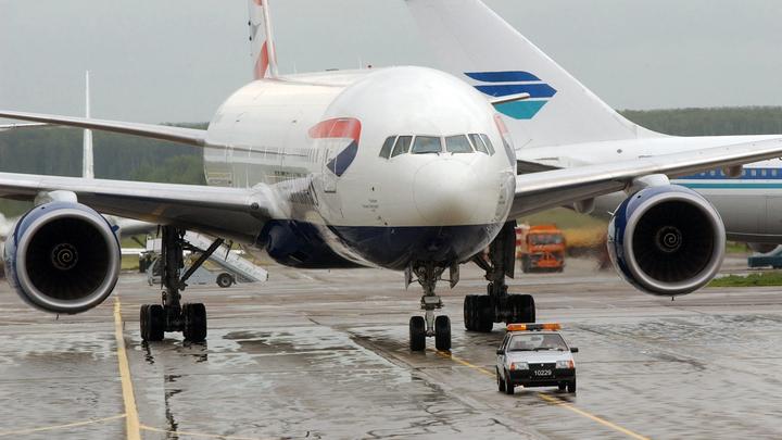 В Москве из-за непогоды задержаны почти полсотни авиарейсов