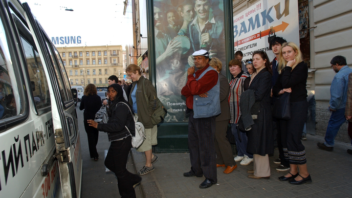 В Санкт-Петербурге вернули отмененные из-за коронавируса маршрутки