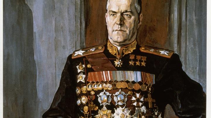 Шойгу преподал одесситам урок уважения к истории и Жукову