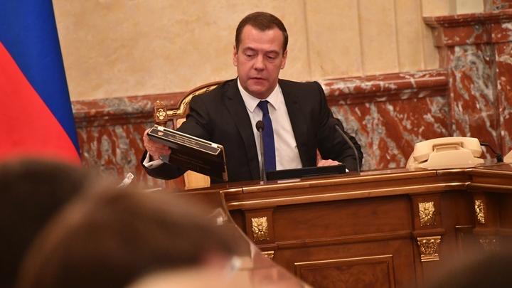 Подтверждены три кандидата на пост Дмитрия Медведева