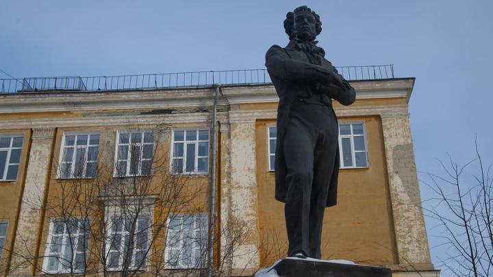 В Петербурге собираются судиться из-за Пушкина