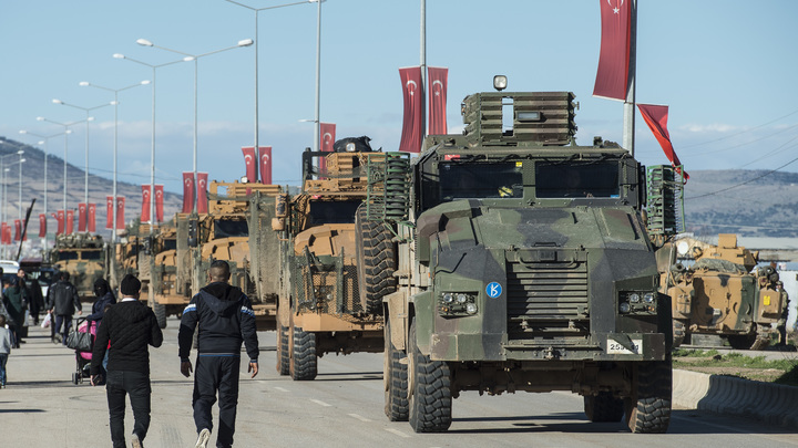 Коалиция во главе с США обвинила Турцию в саботаже операции против ИГИЛ